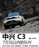 广汽中兴C3中兴C3-图解图片