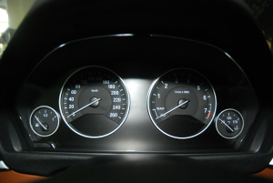 宝马4系(进口)仪表 图片