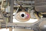 东风小康V22 排气管(排气管装饰罩)