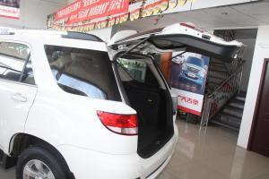奥轩GX5 行李厢开口范围