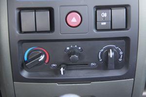 星旺 中控台空调控制键