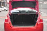 利亚纳A6三厢              行李箱空间