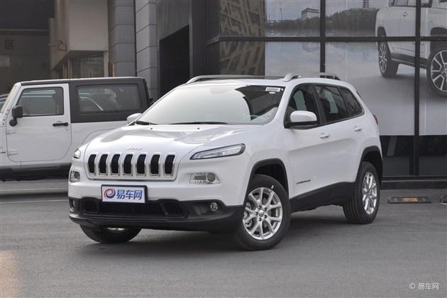 西宁地区Jeep自由光新车到店 接受预定
