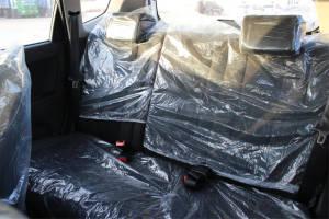 长安CX20后排座椅图片