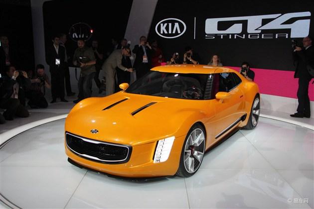 起亚暂不推出跑车产品 品牌形象需提升