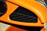 摩根Roadster 空间