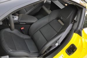 科尔维特(进口)驾驶员座椅图片