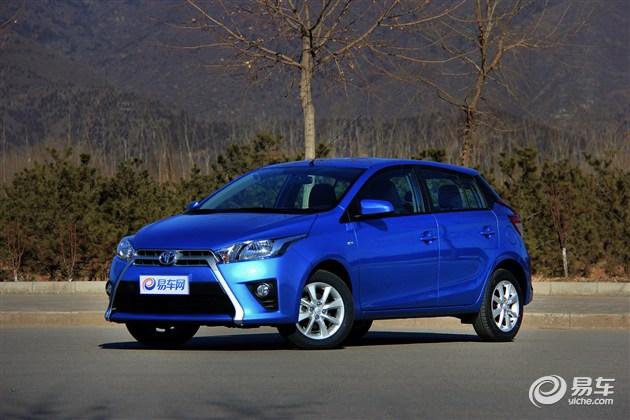 YARiS L 致炫增新1.5L车型 8.58万元起售
