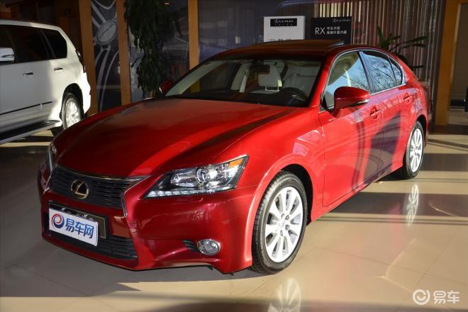 雷克萨斯gs现车充足 最低50.7万起售 高清图片