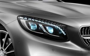 奔驰S级奔驰S级(进口) Coupe图片