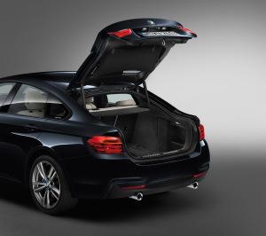 宝马4系(进口)宝马4系Gran Coupe官图图片