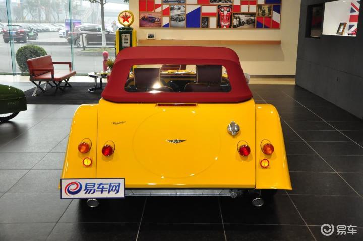 摩根Roadster正车尾(522461);