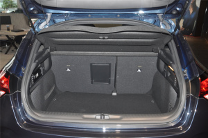 进口DS 4 行李箱空间