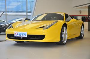 法拉利458 2011款 4.5L 双离合 Italia