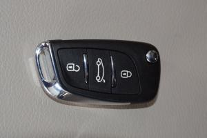 DS 4钥匙