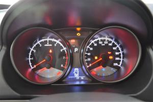 吉利SX7仪表盘背光显示图片