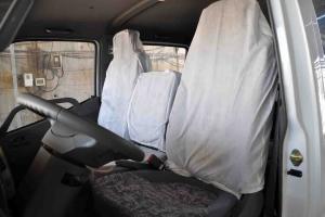 欧马可驾驶员座椅图片