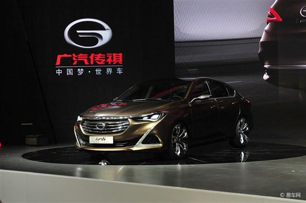 广汽传祺新车计划曝光 涵盖7款车型