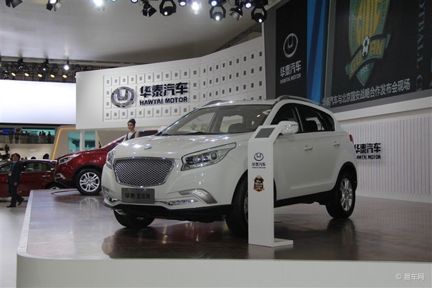 新圣达菲将于广州车展上市 共推6款车型