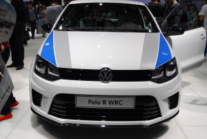 大众POLOpolo R WRC图片