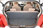 众泰Z100 行李箱空间