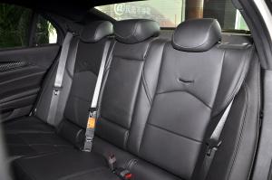 凯迪拉克CTS(进口)后排座椅图片