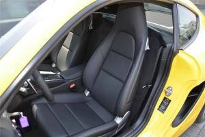 保时捷Cayman驾驶员座椅图片