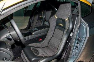 阿斯顿·马丁V8 Vantage驾驶员座椅图片