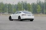 Model S(进口)后45度(车头向左)图片