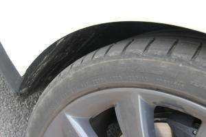 MODEL S轮胎规格