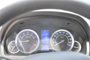 北汽E系列两厢仪表 图片