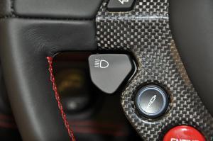 法拉利458 大灯远近光调节柄