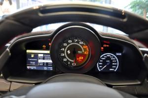 法拉利458 仪表