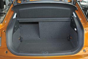 奥迪A1(进口) 空间-萨摩亚橙金属漆