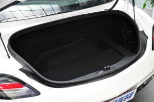 奔驰SLS级AMG(进口)行李箱空间图片