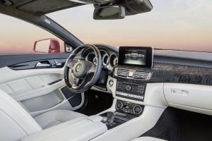 奔驰CLS级2015款CLS官方图图片