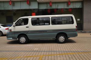 福田风景 正侧(车头向左)