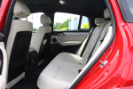 宝马X4(进口)后排空间图片