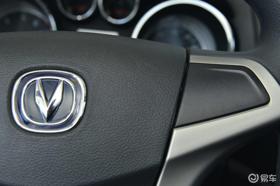 【长安CS352014款1.6L 手动 舒适型 国IV方向盘功能键(右)汽车图高清图片