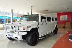 悍马H6 白色
