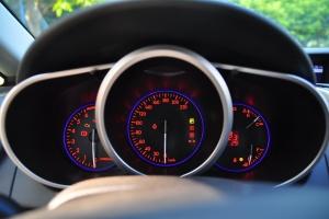马自达CX-7 仪表盘背光显示