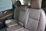英菲尼迪QX60 后排座椅