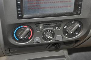 长城风骏房车 中控台空调控制键