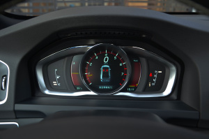 进口沃尔沃S60 仪表