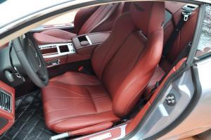 阿斯顿·马丁DB9驾驶员座椅图片