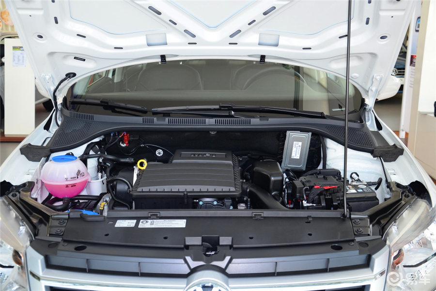 【桑塔纳·尚纳2015款1.6l 自动 舒适版发动机汽车-】