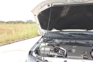 吉奥GP1502015款 2.5T 柴油 四驱版图片
