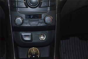 宝骏610                中控台空调控制键