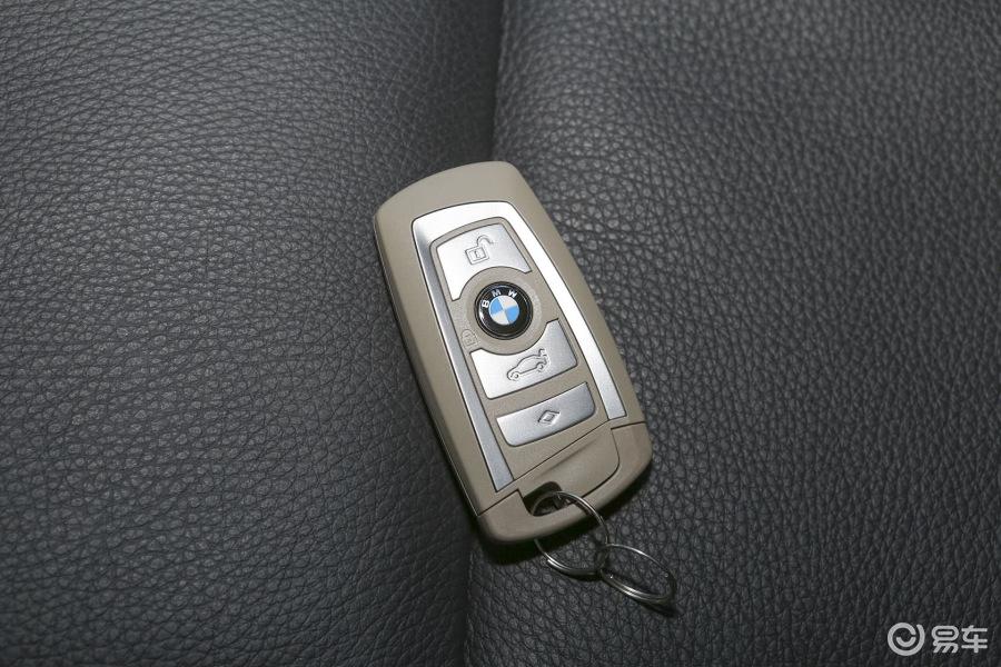 【宝马5系2013款528i xdrive豪华型钥匙汽车图片-汽车