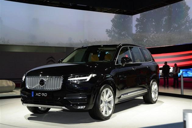 2015年重点新车前瞻合资进口SUV上篇